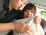 Fujii Arisa ,has her hole ravaged picture 9