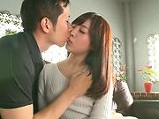 Fujii Arisa ,has her big tits teased