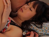 Hot milf Hoshizora Moa blows a a huge hard ramrod indoors picture 10
