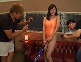 Fujii Arisa ,gets a worthy creamed pussy picture 4