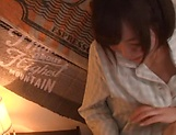 Sexy Airi Suzumura loves gently stroking a meaty pole picture 11