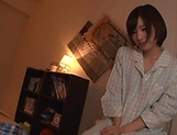 Sexy Airi Suzumura loves gently stroking a meaty pole