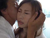 Very horny Tsubasa Ayana enjoys giving head
