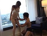 Tsubasa Ayana loves getting nailed properly