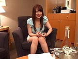 Kinky love Sonoda Mion gets her melons pleasured picture 13