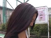 Alluring Mizuki Miri enjoys a wild fingering session