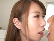 Komiya Nonoka devoured by a kinky fingering