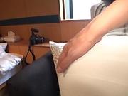 Tachibana Ruri gets her firm titties jizzed on