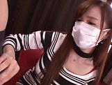 Aroused Sumire Mika takes cock down her mouth  picture 15