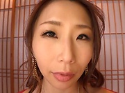 Shinoda Ayumi gets her tight cunt screwed well