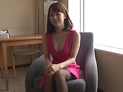 Lustful Japanese Shinoda Yuu gives the world's best titjob