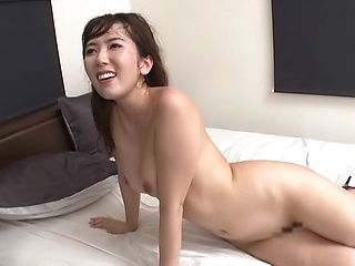 Slutty Hatano Yui awesome pussy smashing