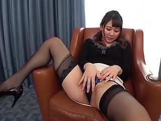 Konoka Yura rides that massive cock good