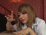 Mari Rika ,featured in a sloppy pov scene