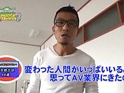 Japanese milf is having hardcore sex