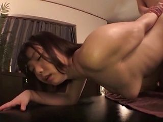 Sexy masseuse got banged and creampied