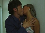 Sweet Aika gets her pussy drilled and mouth creampied