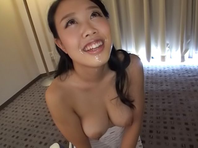 Remi Morioka can take two cocks in her mouth