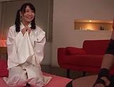 Sizzling Minano Ai worthwhile doggy-style ponding