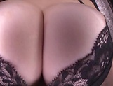 Wife in hot lingerie deals dick in perfect XXX
