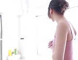 Shirakawa Rina pleasured by a sensaul rear fuck picture 11