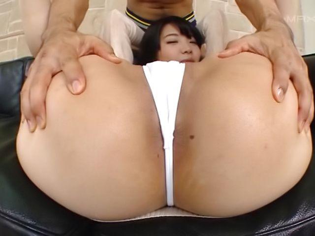 Ishigami Satomi wants that creamy load urgently
