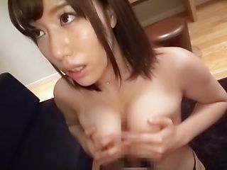 Hot  Kanon Nozaki showcases her sexy boy in a hot lingerie
