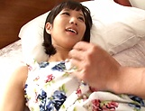 Nasty Riku Minato in worthwhile pussy plowing picture 13