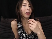 Spicy solo girl action featuring sexy milf