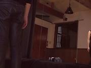 Shinoda Ayumi, pleasures a lucky dude