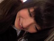 Kitano Nozomi gets a worthy cum on tits