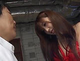 Gorgeous Japanese sex idol Mizukawa Sumire gets screwed tough picture 14