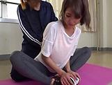 Amateur Japanese babe likes it hardcore picture 13