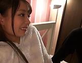 Kawana Minori is an amateur POV model