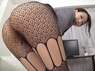 Seductive honey solo masturbation action