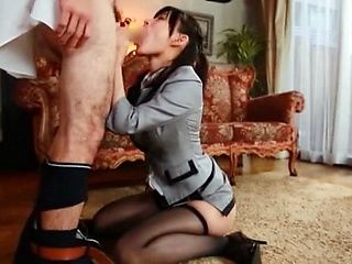 Hakiii Haruka fantasy porn in a sensual XXX play