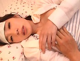 Hardcore sex action involving hot Asian beauty Airi Suzumura