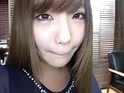 Kurokawa Sarina is a hot Japanese vixen