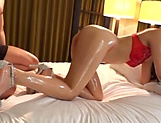Sexy lingerie bimbo slammed good and creamed picture 11