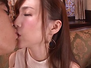 Sumire Mika loves an erotic lingerie showcase session