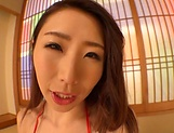 Gorgeous Shinoda Ayumi awesome sex action