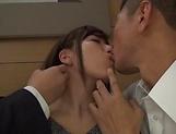 Hardcore threesome scene involving hot Kanon Nozaki picture 12