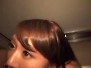Tachibana Ruri got a facial cumshot