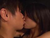 Beautiful Ai Yuuzuki gets her pretty face filled with cum