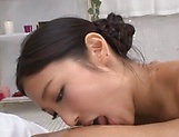 Gorgeous Mizuki Miri gets a wild massage picture 15