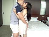 Kinky hunk gets his pleasure rod teased by a sexy Asian beauty