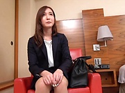 Naughty office porn play with a kinky secretary