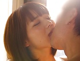 Alluring milf honey gets her pretty face filled with jizz