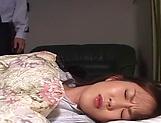Tokyo married woman enjoys sex toys