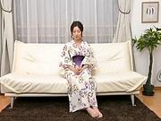 Gorgeous Saekun Maiko begs for a tenacious fuck